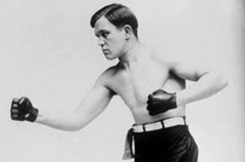 Lietuvių emigrantų palikuonis George'as Chipas (Jurgis Čipulionis) 1913 metais laimėjo pasaulio vidutinio svorio čempiono titulą.<br>wikipedia nuotr.