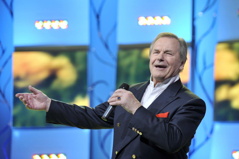 1937 m. gimė dainininkas Eduardas Kaniava.<br>P.Lileikio nuotr.