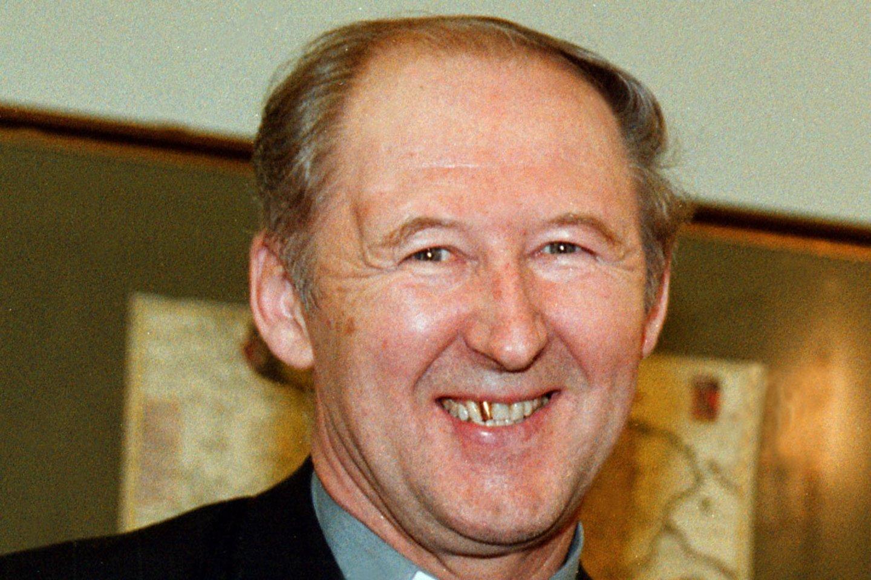 1998 m. nužudytas kunigas, poetas Ričardas Mikutavičius (63 m.).<br>P.Lileikio nuotr.