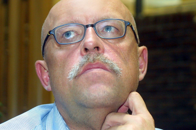 Saulius Tomas Kondrotas.<br>P.Lileikio nuotr.