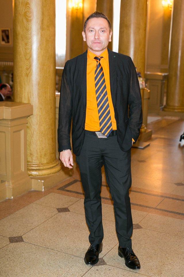 Vladimiras Simonko.<br>T.Bauro nuotr.
