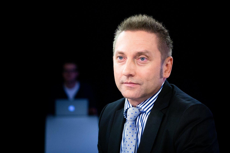 Vladimiras Simonko.<br>J.Stacevičiaus nuotr.