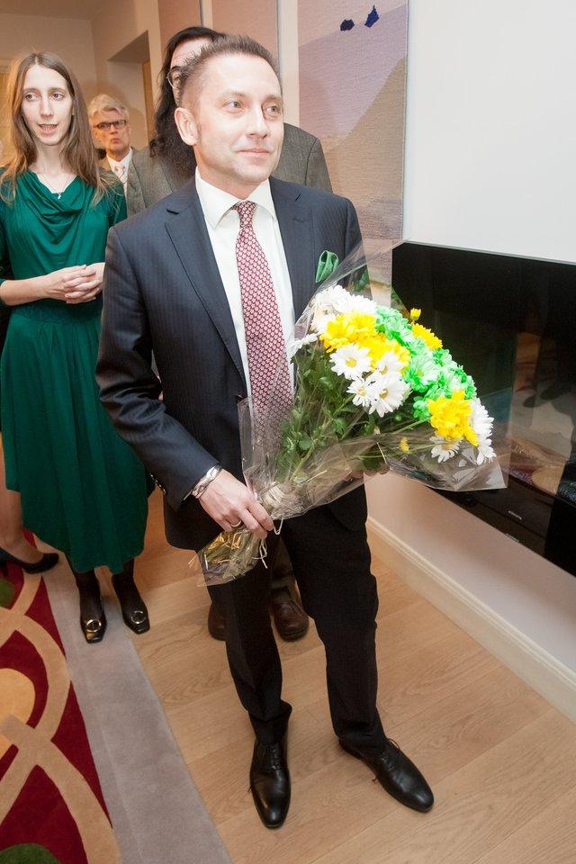 Vladimiras Simonko.<br>D.Umbraso nuotr.