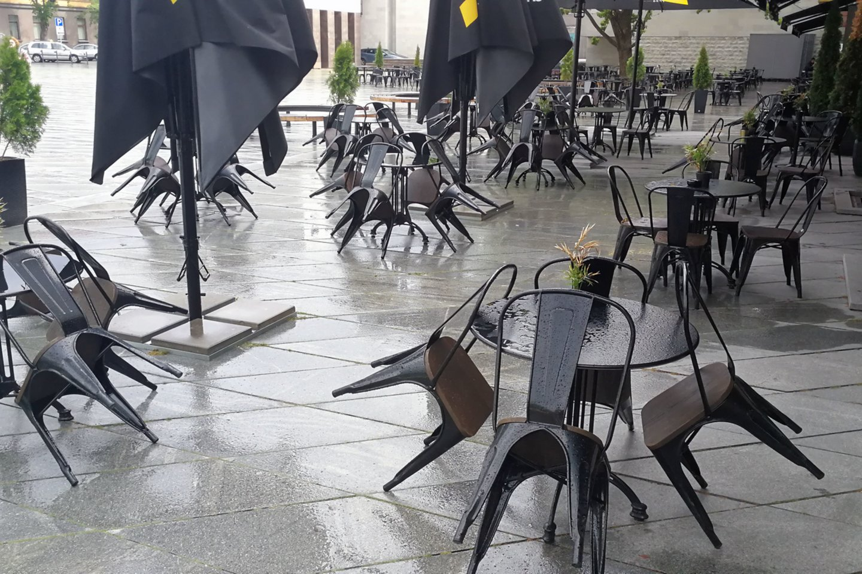 Lietuvą skalaus lietūs.<br>M.Patašiaus nuotr.