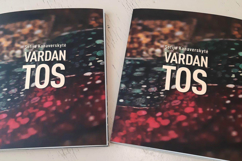 """S. Kanaverskytės paroda """"Vardan tos"""".<br>G.Pilaičio nuotr."""