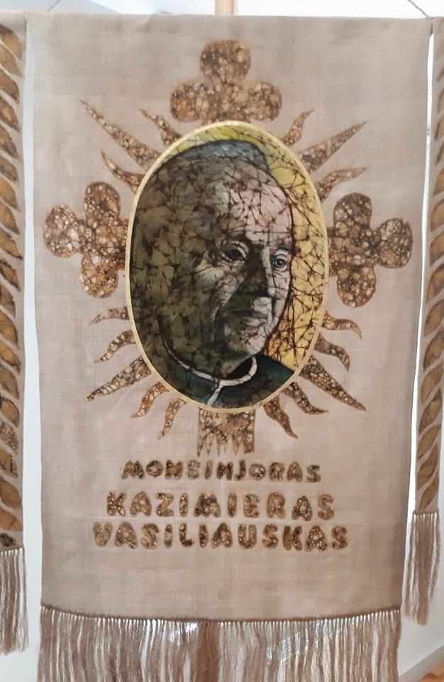 """""""Lietuvos didieji"""". Monsinjoras Kazimieras Vasiliauskas.<br>G.Pilaičio nuotr."""
