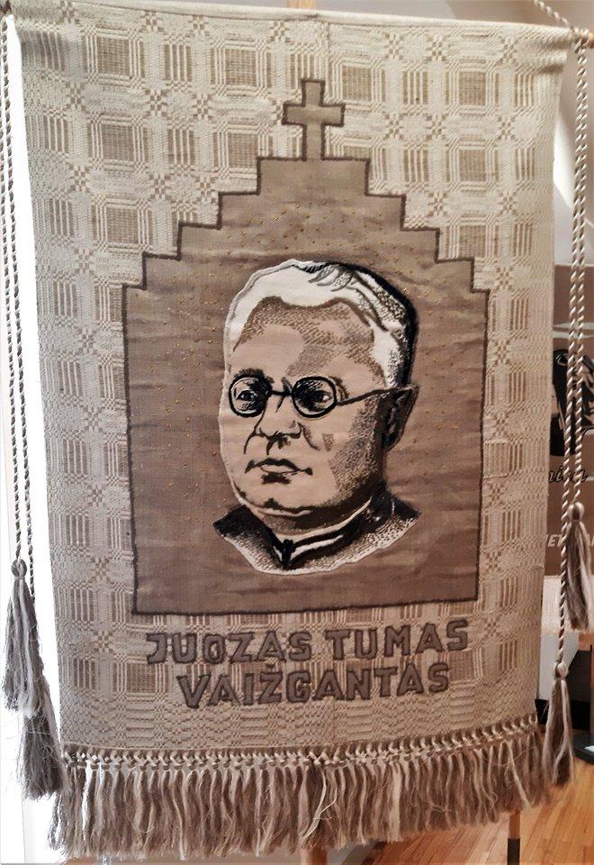 """""""Lietuvos didieji"""". Kunigas Juozas Tumas-Vaižgantas.<br>G.Pilaičio nuotr."""