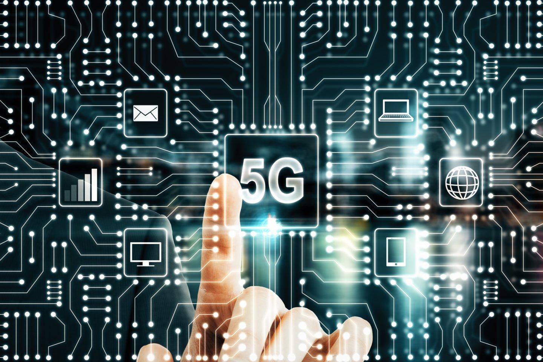 5G pritaikomumas priklauso nuo to, kiek vartotojų iš tiesų turi įrenginius juo naudotis.<br>123rf iliustr.