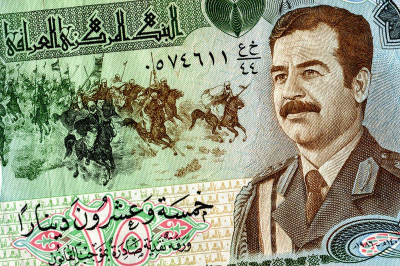 1979 m. Irako prezidentas Achmadas Chasanas al Bakras valdžią perdavė Revoliucijos vadovybės tarybos pirmininko pavaduotojui Saddamui Husseinui. Prasidėjo jo autoritarinio režimo metai.<br>123rf nuotr.