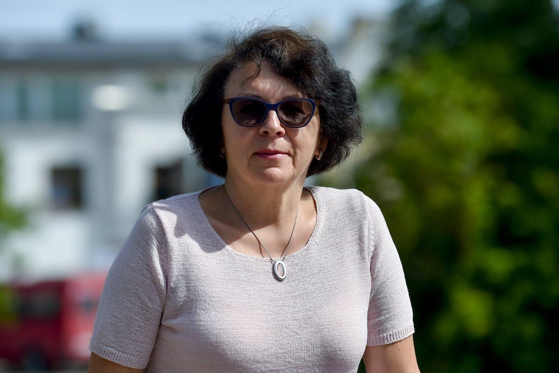 Buvusi Panevėžio apygardos administracinio teismo teisėja V.Savickienė buvo neteisėtai persekiojama, už tai jai valstybė atlygins žalą.<br>V.Ščiavinsko nuotr.