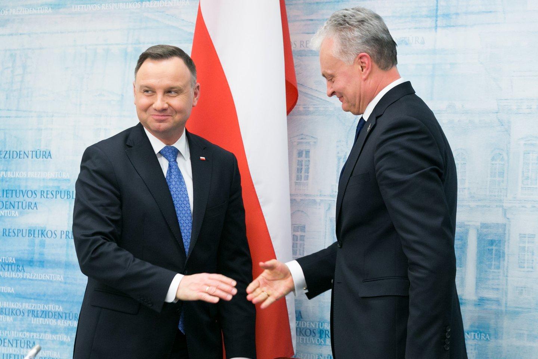 Nesižaviu antrą kartą Lenkijos prezidentu tapusio A.Dudos idėjomis, bet daug kuo Lenkijos politinis gyvenimas galėtų būti pavyzdys Lietuvai.<br>T.Bauro nuotr.