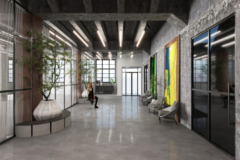 Pasaulyje sparčiai populiarėja naujųjų biurų modelis buvusius fabrikus ir gamyklas prikelti antram gyvenimui turint idėją.<br>vizual.