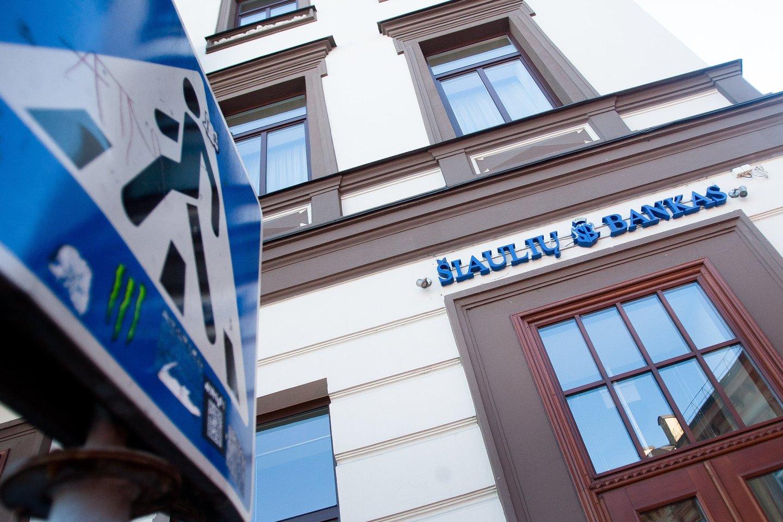 Šiaulių banko klientai gali atlikti momentinius mokėjimus eurais į kitus bankus, kurie yra prisijungę prie momentinių mokėjimų sistemos.<br>J.Stacevičiaus nuotr.