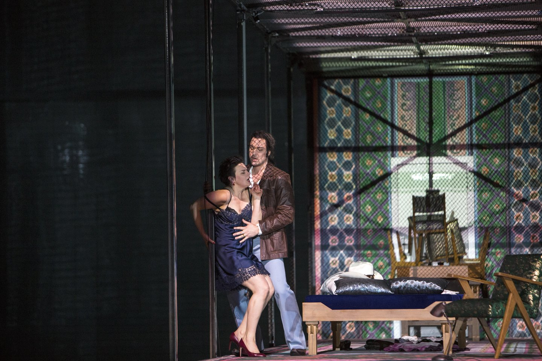 A.Stundytė– Katerina Izmailova Paryžiaus operoje.<br>Paryžiaus operos nuotr.