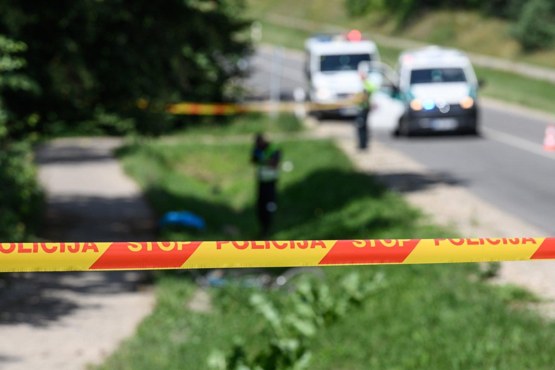Druskininkuose pėsčiųjų perėjoje partrenkta moteris mirė po kelių valandų.<br>V.Skaraičio asociatyvi nuotr.