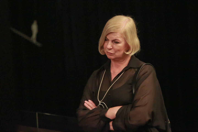 Nijolė Narmontaitė.<br>G.Bitvinsko nuotr.