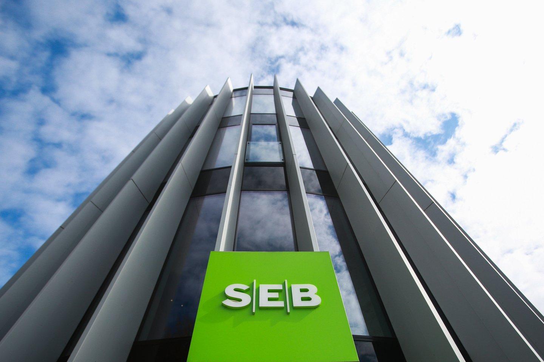 SEB bankas<br>G.Bitvinsko nuotr.