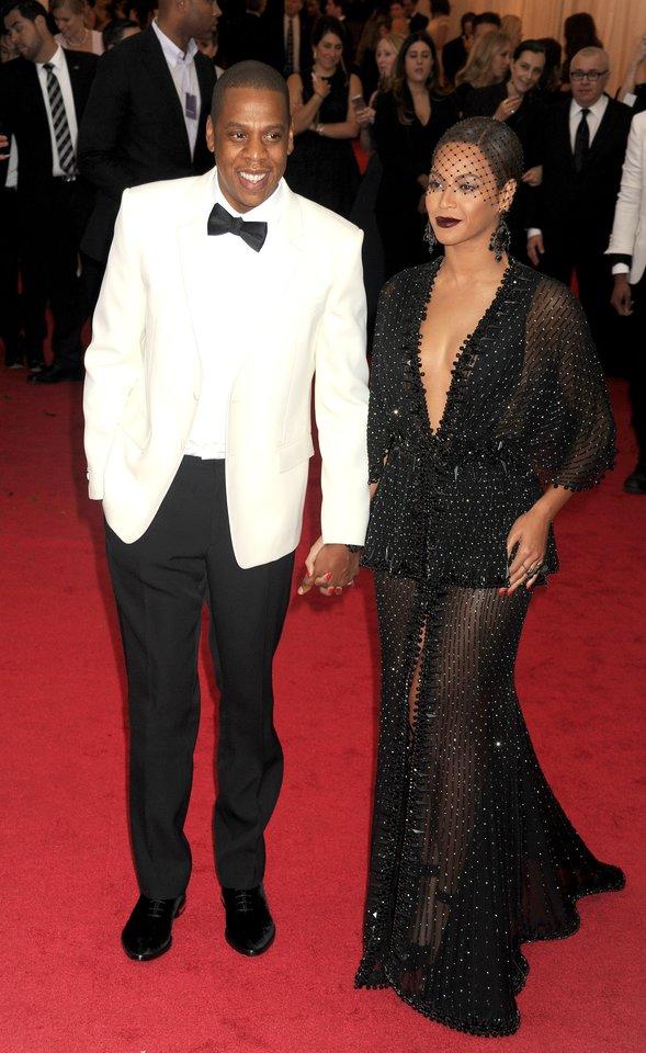 Jay-Z ir Beyonce.<br>Scanpix/PC nuotr.