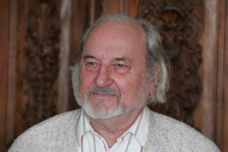 Rašytojas ir žurnalistas Kostas Kaukas.