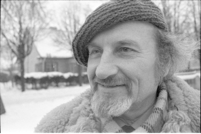 Rašytojas ir žurnalistas K.Kaukas<br>B.Aleknavičiaus nuotr.
