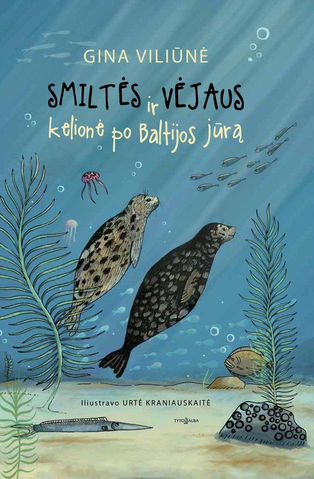 Knygoje daug tikrų faktų apie ruonius, kuriais pasidalijo didžiausias Lietuvoje ruonių žinovas, Lietuvos jūrų muziejaus biologas Arūnas Grušas.<br>Asmeninio archyvo nuotr.