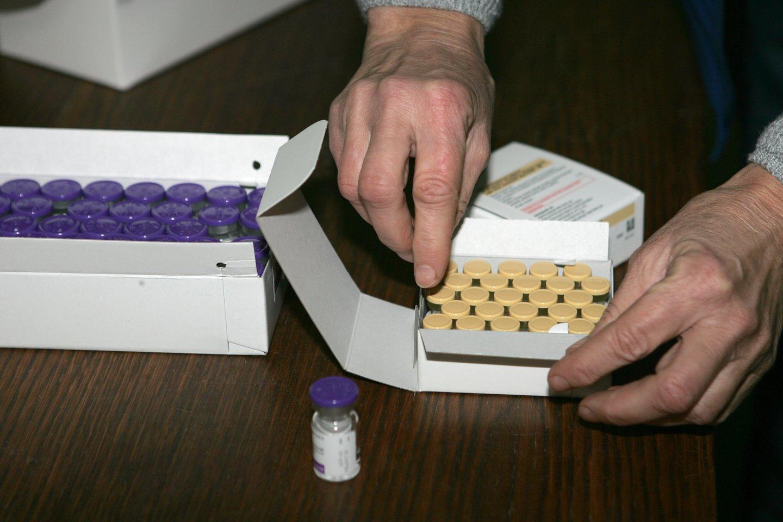 Australijos vyriausybė apskaičiavo, kad virusui išnaikinti reiktų iki 95 proc. populiacijos atsparumo jam. <br>V.Balkūno asociatyvi nuotr.