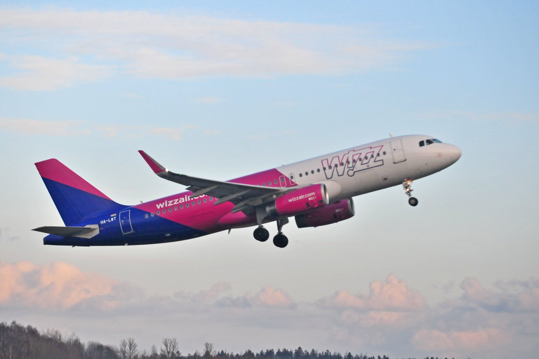 Bendrovė iš Vilniaus pasiūlys skrydžius penkiomis naujomis kryptimis.<br>A.Vaitkevičiaus nuotr.