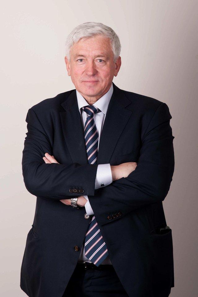 A.Butkus turėtų tapti 43-uoju Šiaulių miesto garbės piliečiu.<br>Šiaulių banko archyvo nuotr.