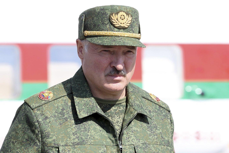 Lietuva Baltarusijai įteikė notą.<br>AZ/Scanpix nuotr.