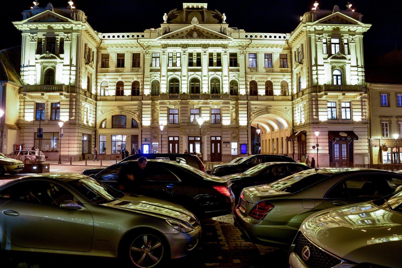 Lietuvos nacionalinė filharmonija į koncertus kvies jau aštuoniasdešimtąjį sezoną.<br>V.Ščiavinsko nuotr.