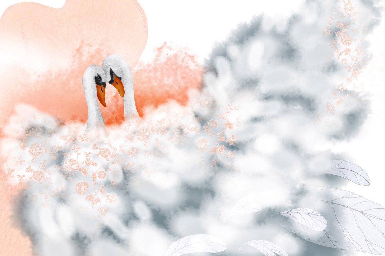 Poetėstekstus papildo dailininkės Marijos Smirnovaitės nuotaikingos iliustracijos.