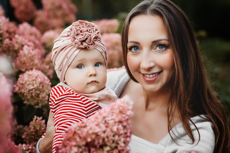 """Joanos dukrai Tėjai negalima daugybės produktų, kurie įprasti kitiems.<br>""""Lauber Photography"""" nuotr."""