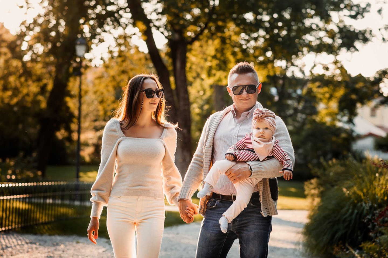 """Tėjai dabar dešimt mėnesių ir Joana bei jos vyras įprato mėgautis sveikesniu maistu.<br>""""Lauber Photography"""" nuotr."""