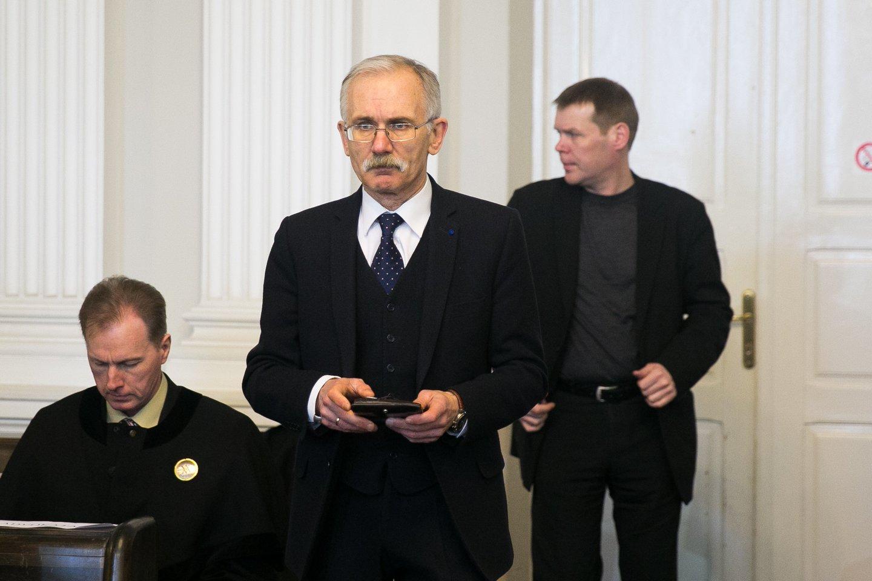 """E.Bičkauskas: """"Supratau, kad aukšti pareigūnai spjauna į savo piliečius.""""<br>T.Bauro nuotr."""