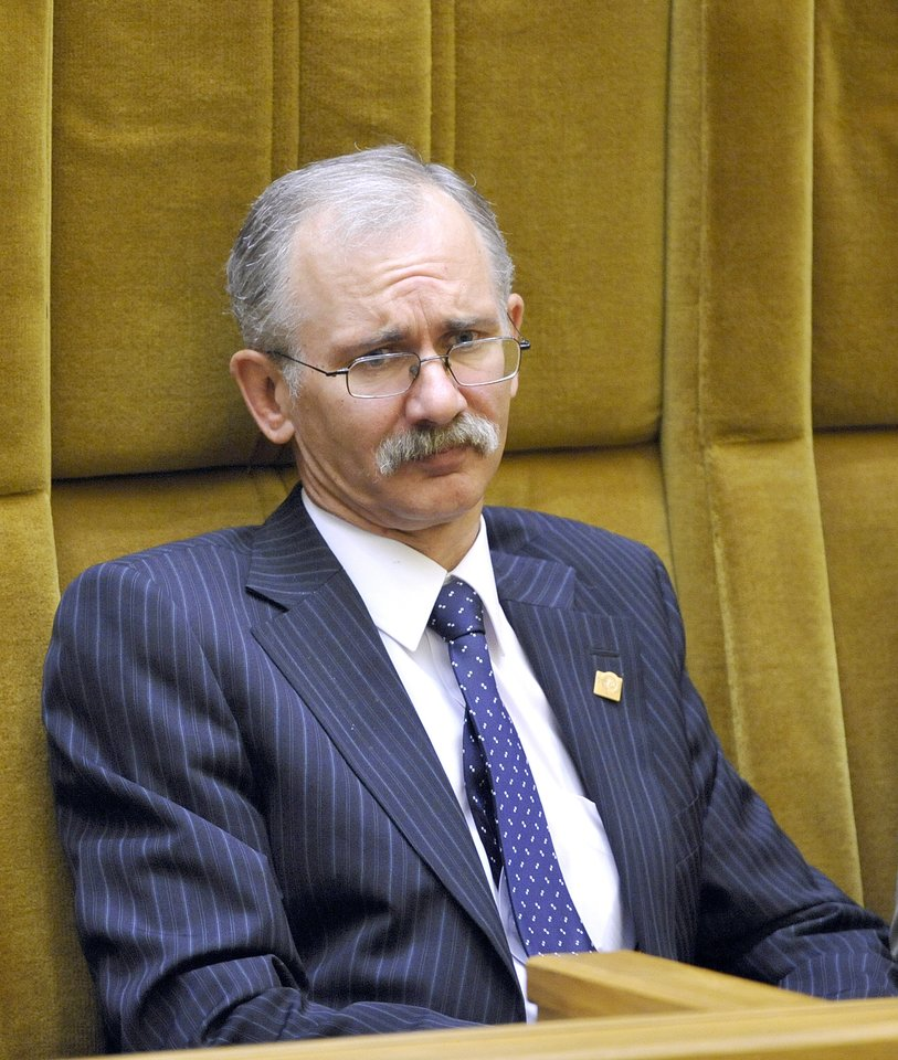 """E.Bičkauskas: """"Supratau, kad aukšti pareigūnai spjauna į savo piliečius.""""<br>P.Lileikio nuotr."""