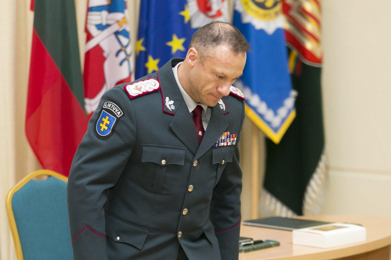 Išgirdęs tokį savo kliento prašymą advokatas apsilankė pas tuometį policijos generalinį komisarą L.Pernavą, tačiau jis net nenorėjo girdėti apie kokį nors atsiprašymą.<br>T.Bauro nuotr.