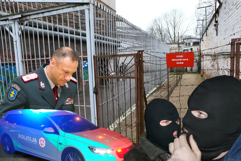 Dėl padarytos policijos klaidos vyras 7 mėnesius praleido Lietuvos ir Vokietijos kalėjimuose. Tuometinis Lietuvos policijos generalinis komisaras atsisakė atsiprašyti.<br>lrytas.lt montažas.