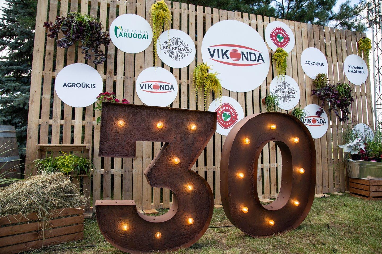 """""""Vikonda"""" gamybos plėtrą planuoja ir užsienyje."""