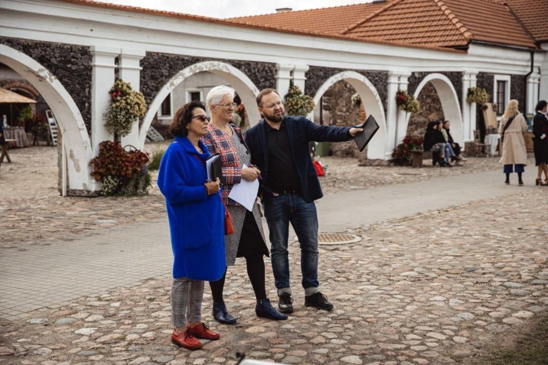 Komisija: Natalija Učvatova, Daiva Gasiūnienė, Evaldas Lasys.<br>G.Rapalis nuotr.