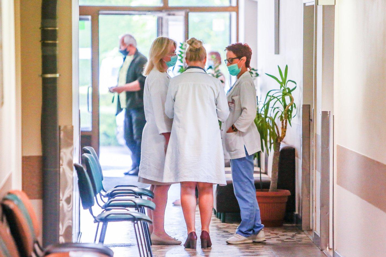 Koronavirusas nustatytas Tauragės rajono savivaldybės darbuotojui.<br>G.Bitvinsko nuotr.