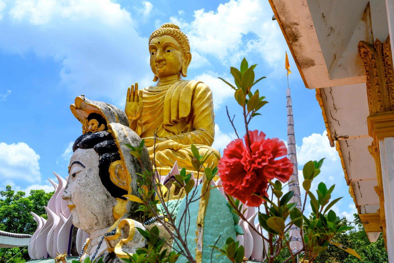 Tailandas išvengė pandemijos, bet turizmas jame tebėra sustingęs.<br>AFP/Scanpix nuotr.