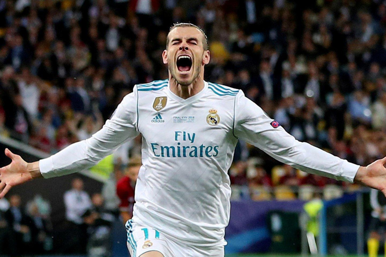 G.Bale'as artėja persikėlimo į Angliją link.<br>Reuters/Scanpix nuotr.