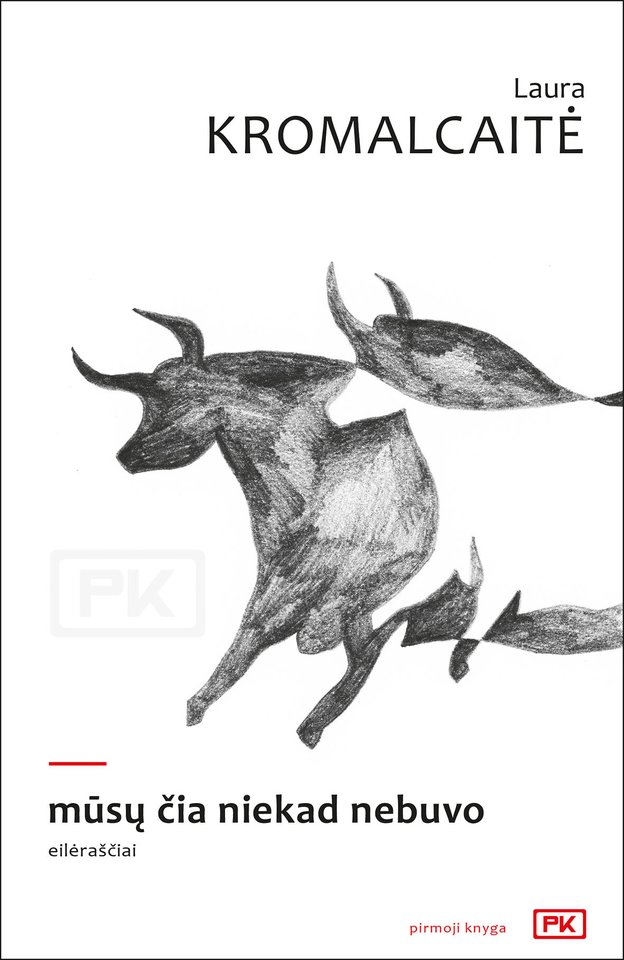L.Kromalcaitės pirmoji knyga.