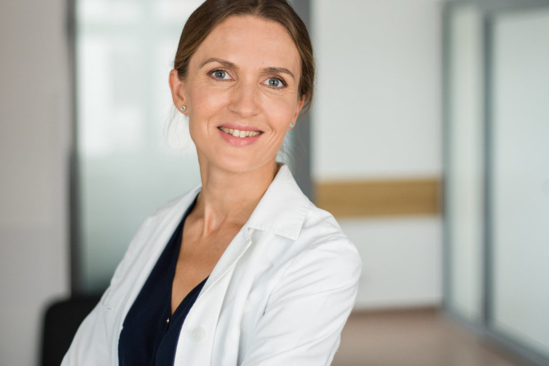 Hematologė R.Čekauskienė.<br>Asmeninio archyvo nuotr.