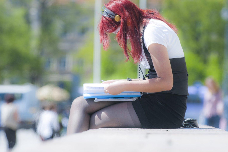 Studijos Kembridže gali tapti realybe.<br>V.Ščiavinsko nuotr.