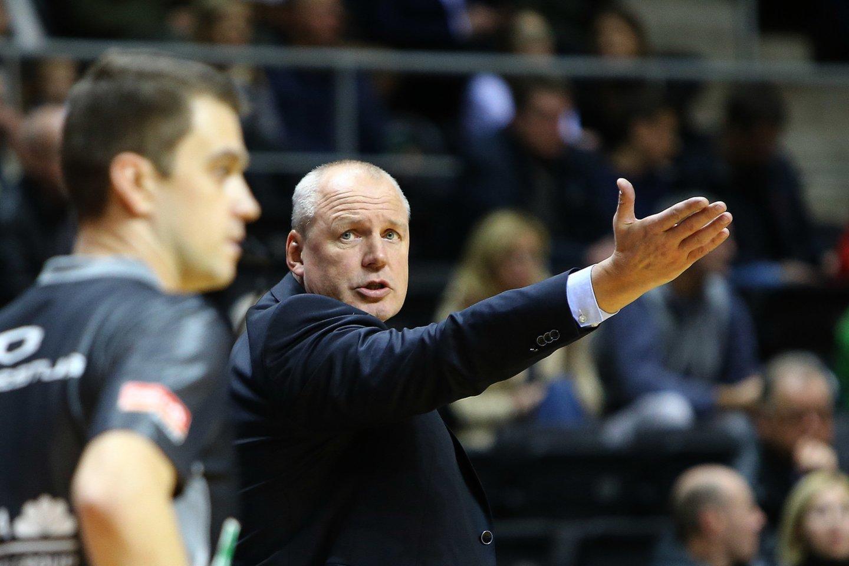 """Ramūnas Cvirka dirba """"Zenit"""" klube jaunimo treneriu.<br>G.Šiupario nuotr."""