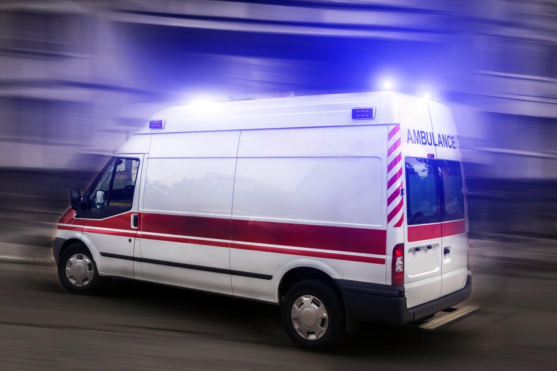 Pacientę, kurią rugsėjo 11 d. reikėjo perkelti į Duseldorfo universitetinės ligoninės (Vokietija) intensyvios terapijos skyrių, teko gabenti į daug toliau esančią ligoninę (asociatyvinė nuotr.)<br>123rf nuotr.
