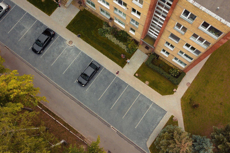 Savivaldybės paramą savo projektams užsitikrino net 94 daugiabučių gyventojai.<br>Kauno savivaldybės nuotr.