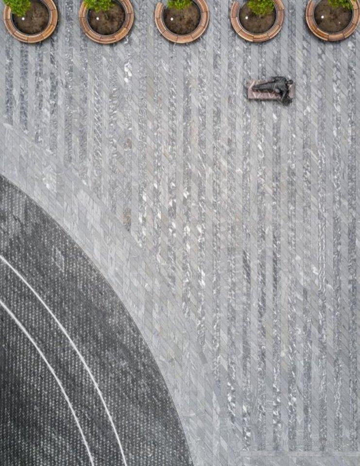 Šarūno Kiaunės projektavimo studija – Laisvės alėjos rekonstrukcija.<br>L. Garbačausko nuotr.