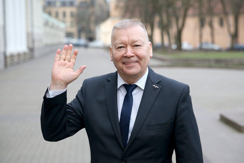 V.Grigaravičius.<br>R.Danisevičiaus nuotr.